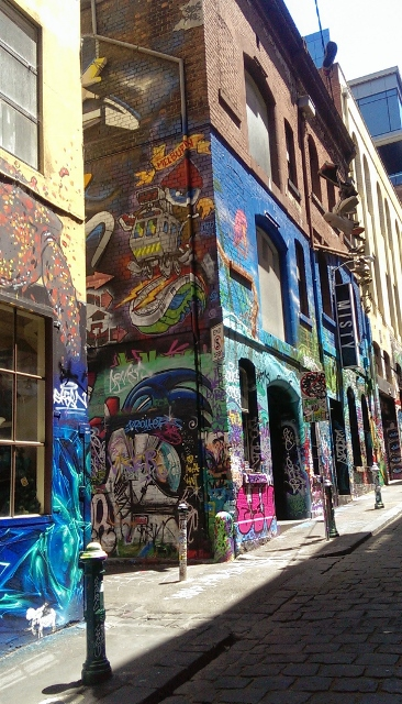 Hosier Lane 1