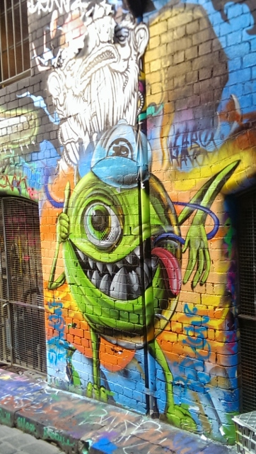 Hosier Lane 5