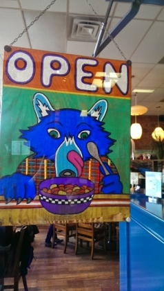 Blue Fox Cafe