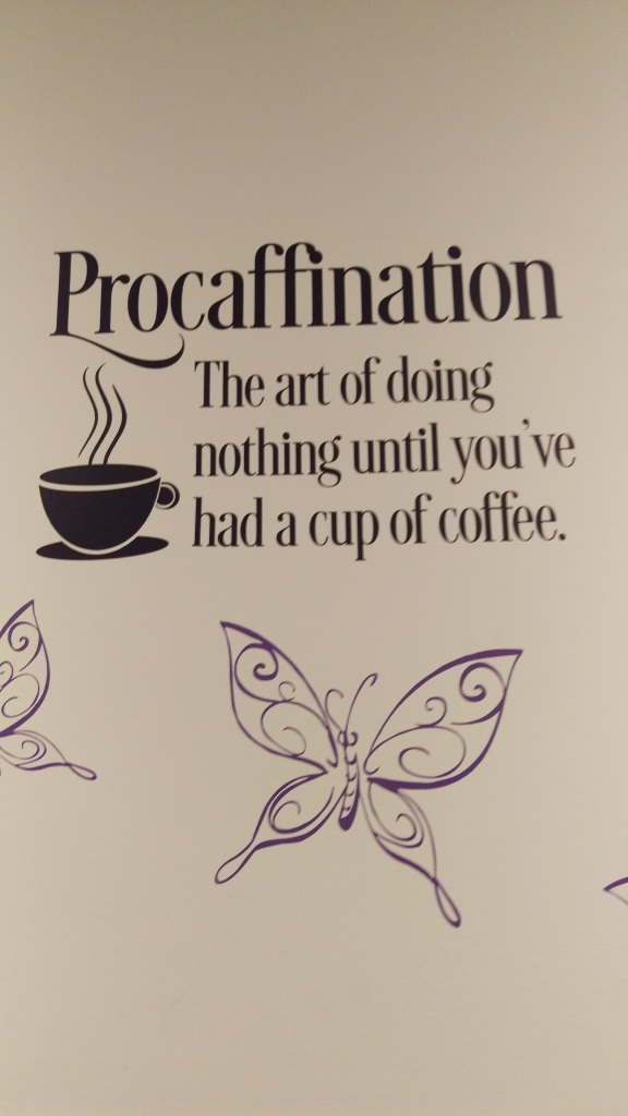 Procaffeination H+H