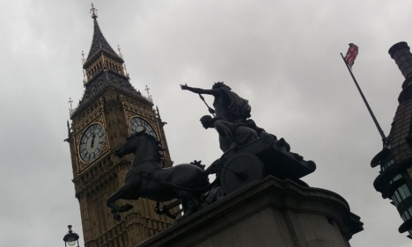Big Ben vs Boudicca
