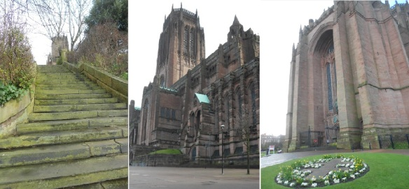 Liverpool Anglican Cathedral - exterior