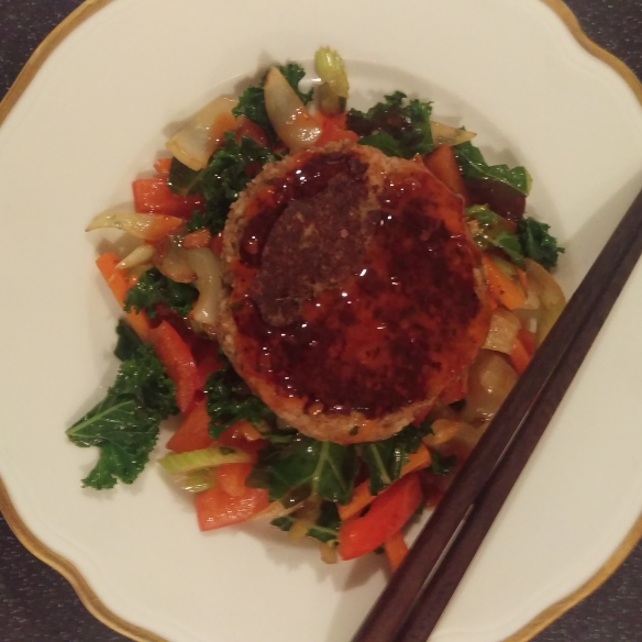 thai-fish-cake-with-veg-stir-fry