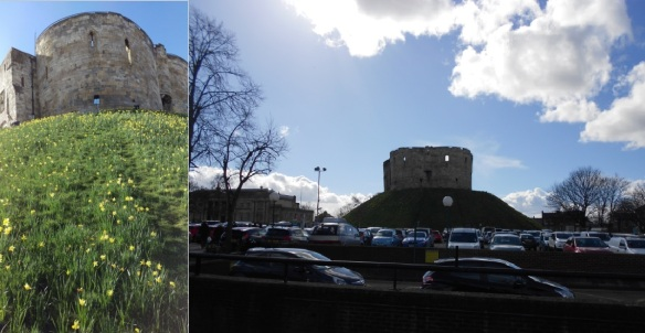 Clifford tower montage