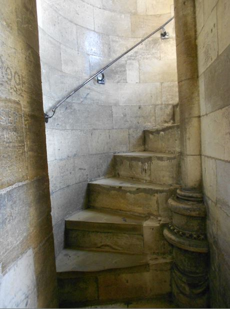 Minster Tower steps (sml)