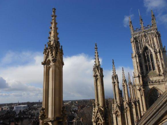 York Minster view halfway up (sml)
