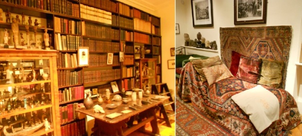 Freud Museum montage