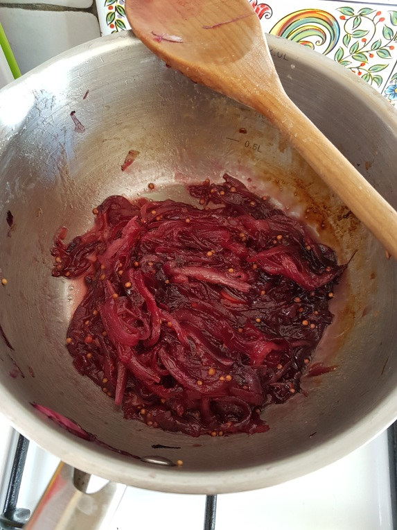 Red Onion Chutney 3