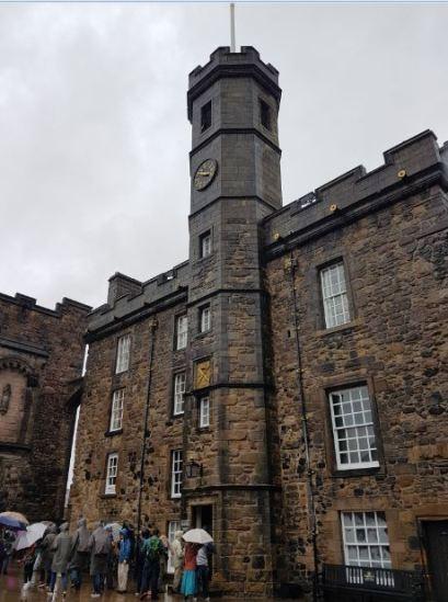 Palace of James VI of Scotland / James I of England