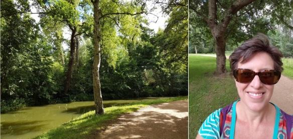 River walk + me
