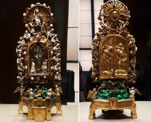 Brit.Mus. Holy Thorn Reliquary