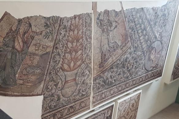 Brit.Mus. Roman mosaics