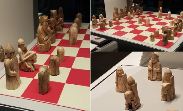 Brit.Mus. The Lewis Chessmen