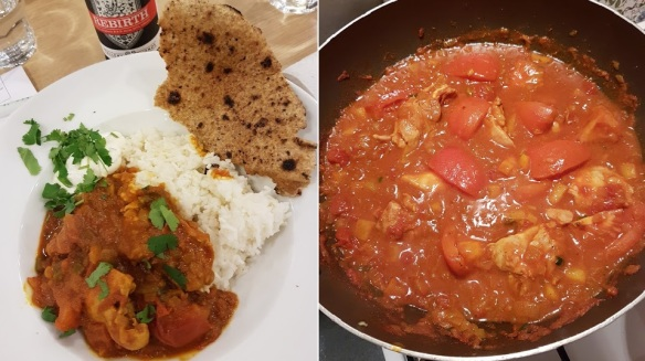 bhuna curry montage
