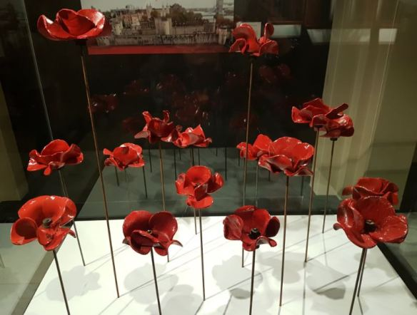 V+A Red Poppies