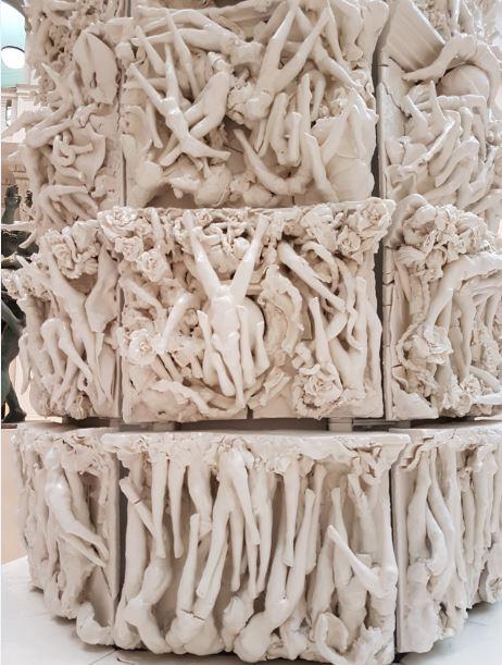 V+A Sculpture gallery Kneebone's 399