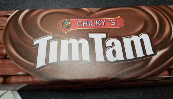 Chicky's tim tams