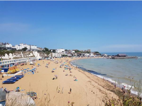 Broadstairs, Viking Bay