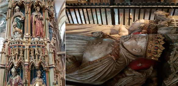 Canterbury Cathedral - people